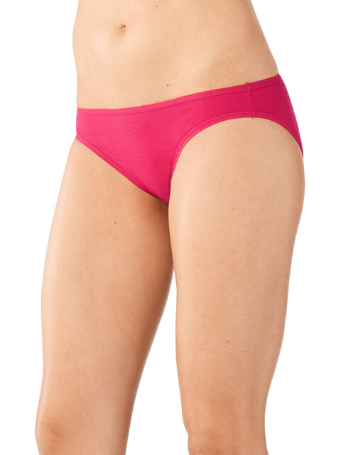 Smartwool Merino 150 Pattern Bikini Brief Women Potion Pink